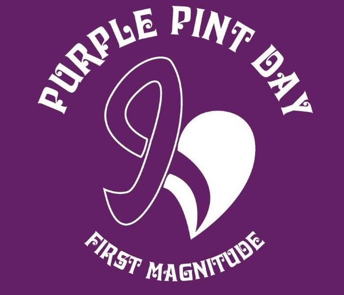 Purple Pint Day