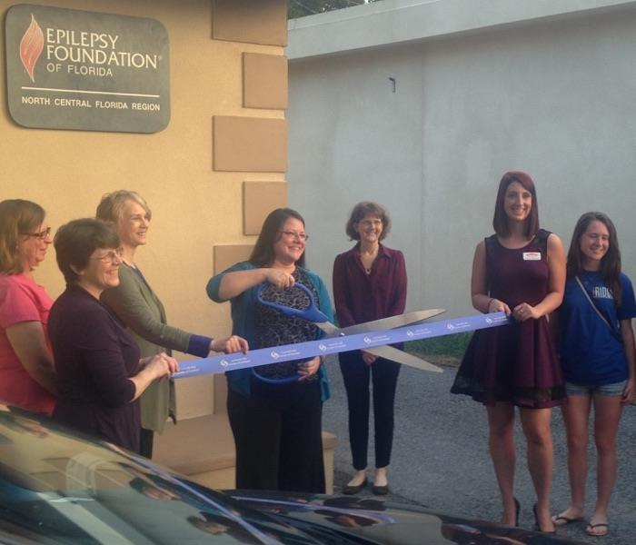 EFOF Ribbon Cutting