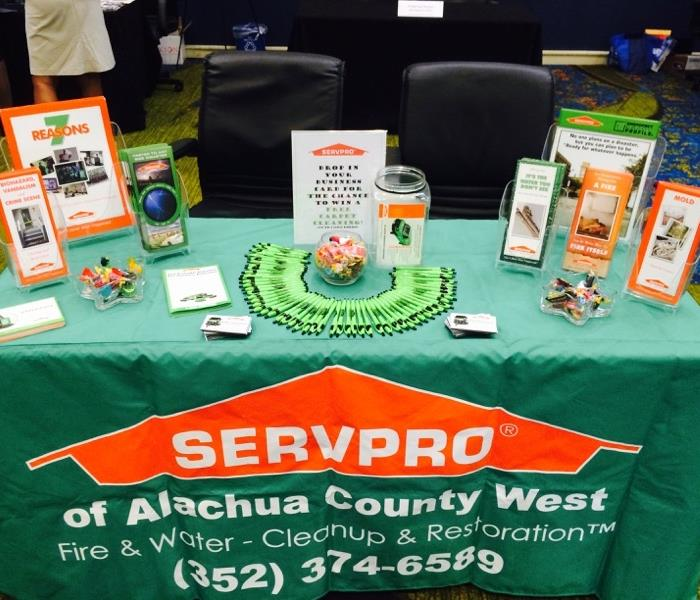 UF Small Business Trade Show 2015