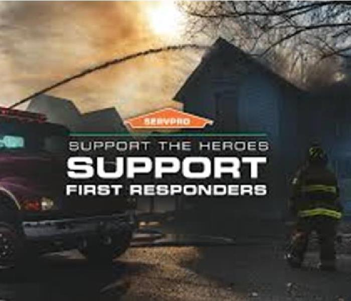 Saturday, October 28th is National First Responders Appreciation Day!