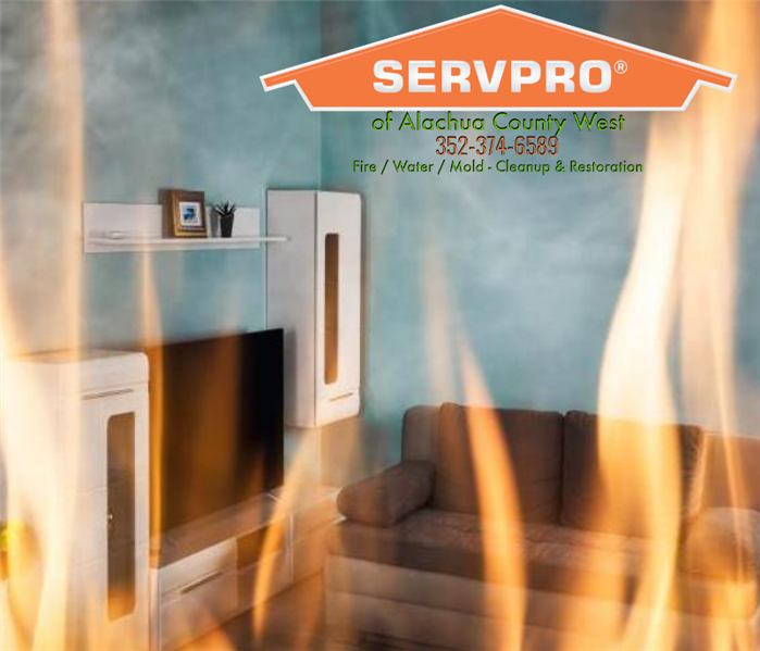 Fire Damage Fire Safety Tips & What to do