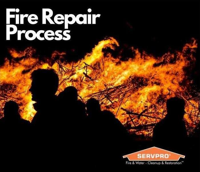Fire Damage Do you know what to expect in the case of a fire?  SERVPRO of Alachua County West does.