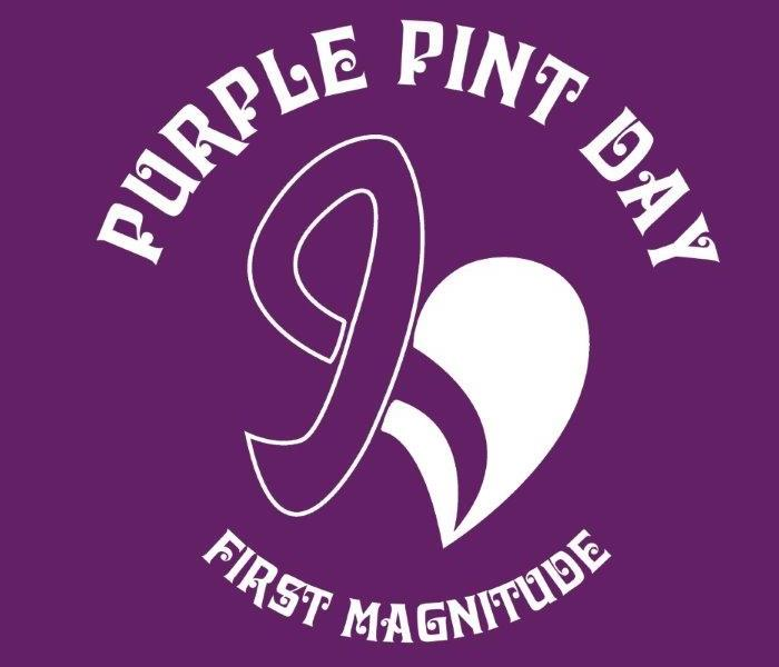 Community Purple Pint Day 2016