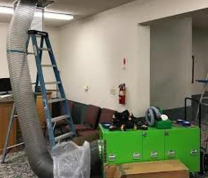 Mold Remediation Celebrate Mold Remediation on National Create a Vacuum day by having SERVPRO clean your ducts.