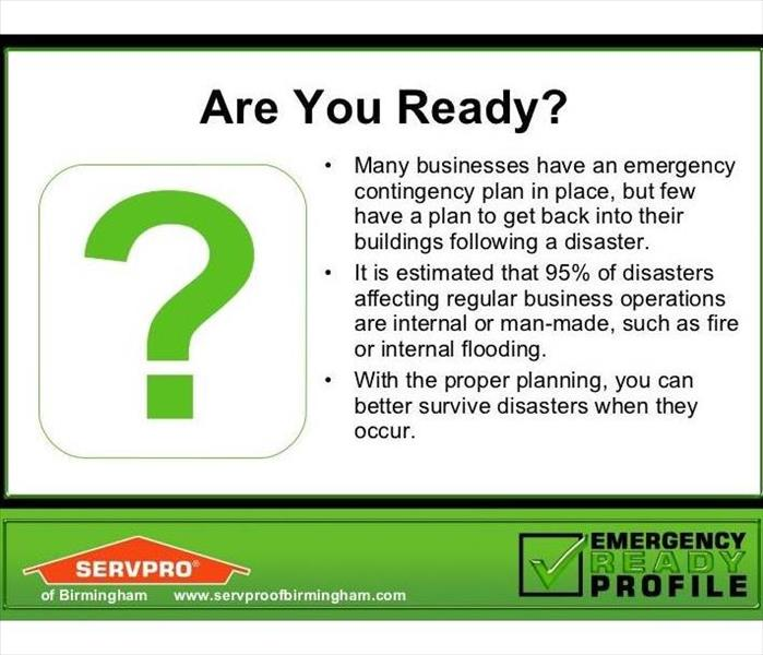 Commercial It's National Create your own holiday day 3/26/18, and why yes, I think we will...  It's National prepare your business for disaster day!