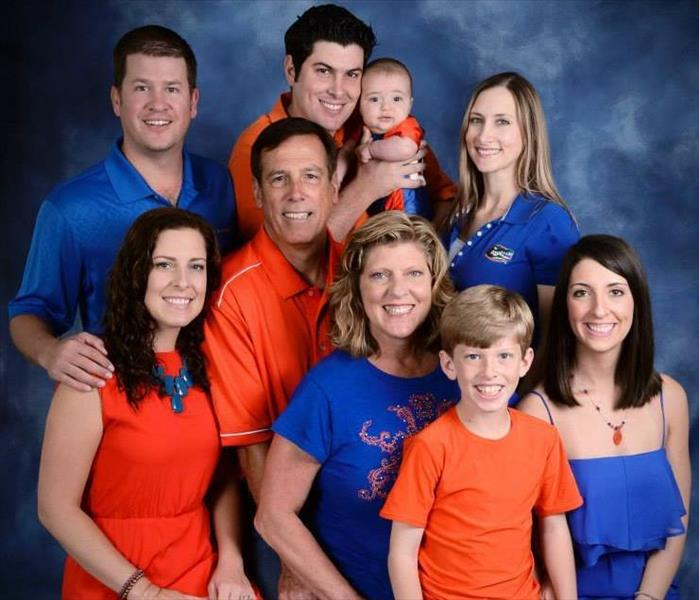 General SERVPRO of Alachua County West... A Family Business